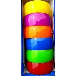 Round 25mm Plastic Bangles