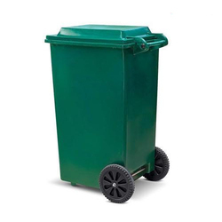 Two Wheeled Waste Bins