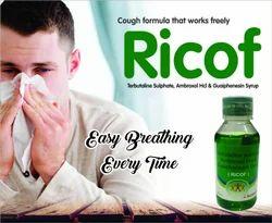Cough -Dextromethorphan Chlorpheniramine Syrup