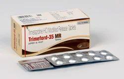 Trimetazidine Hydrochloride 35 mg Tablets