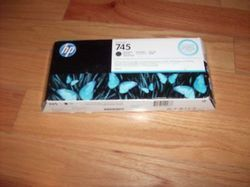 HP 745 300-ml Jet Matte Black Ink Cartridge