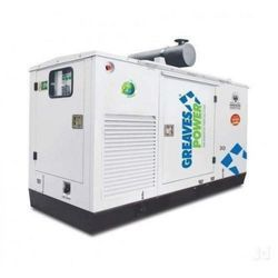 180 kVA Greaves Power Generator
