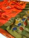 Wedding Wear Banarasi Silk Sarees