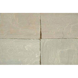 Raj Green Sandstone, Slab, for Flooring