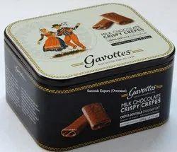 Chocolate Tin Box