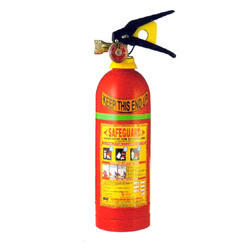 CA 2 Clean Agent Fire Extinguisher