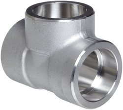 Stainless Steel Socket Weld Tee Fittings 304H