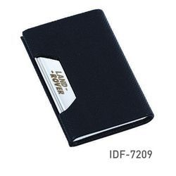 Leather Visiting Card Packet Holder