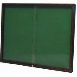 Glass Notice Board