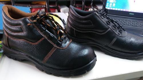 High Ankle Safety Shoe, Available Size