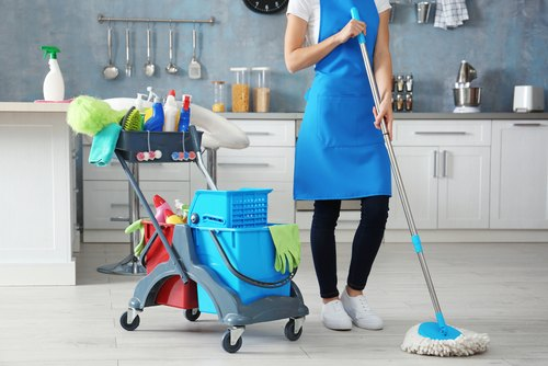 Maid for House Cleaning and Maid for Elderly Care Service Provider   S2J  Hospitality, Ahmedabad