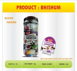 Bhishum Kinder Joy Jar