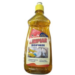 Limpiar 500 Ml Liquid Dishwasher, Packaging Type: Plastic Bottle
