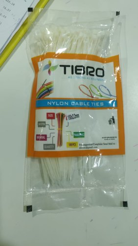 Tibro Nylon cable tie, For Industrial
