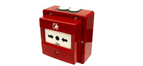 Agni Fire Alarm Waterproof Manual Call Point