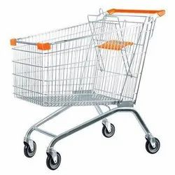 S.S./M.S. Grocery Cart