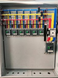 ACDB with No Volt Relay 330 kW 6 in 1 out
