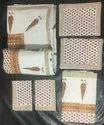 Handblock Comforter Set