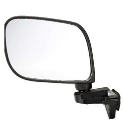 Fiberglass Maruti Wagon R Side View Mirror