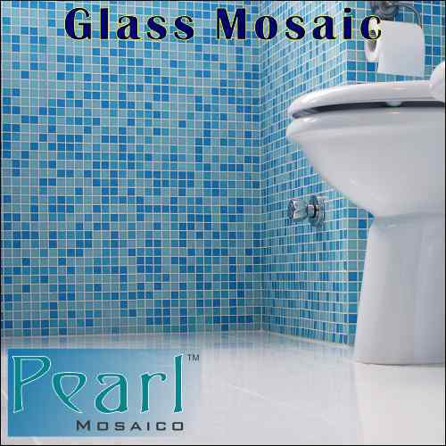 Mosaic Bathroom Tile Image Of