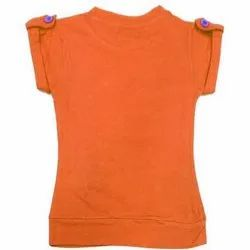 Girls Orange Top