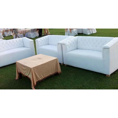 Genial Fiber Sofa Set