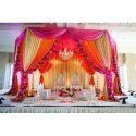 Traditional Indian Wedding Mandap