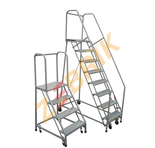 360 Degree All Futuristic Mobile Platform Aluminium Ladder