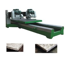 Granite and Marble Slab Edge Cutting Machine
