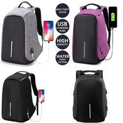 Anti Theft Laptop Bag- (152)
