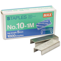 No10-1M MAX Stapler Pin
