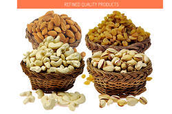 Refined Quality Dry Fruits