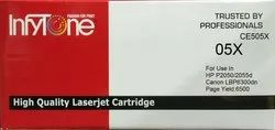 05X (CE505X) Compatible Toner Cartridge For HP Printers