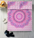Cotton Mandala Double Bedsheet