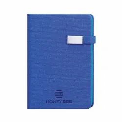 Hard Cover Note Book with Lock