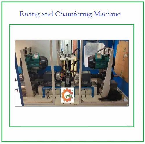 Facing and Chamfering Machine