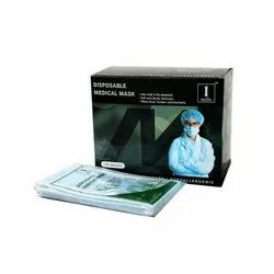 1Mile Healthcare Single PouchSurgical Disposable Face Mask