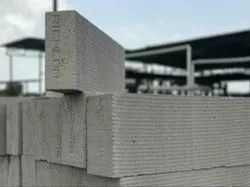 Infitech Group AAC Block Autoclaved Aerated Concrete Block, for Compound Walls