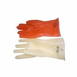 Unisex Plain Inspection Gloves