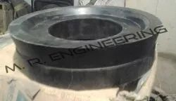 RAM DN 200 for Putzmeister Concrete Pump Parts