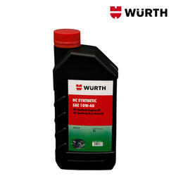 Wuerth 10W-40 HC Synthetic API SL CF Car Engine Oil 1L, Packaging Type: Bottle