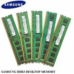 KINGSTON / SAMSUNG / HYNIX 4 GB DDR3 2GB Desktop Samsung RAM