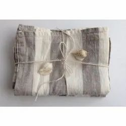 Linen Effect Stone Washed Kitchen Towel