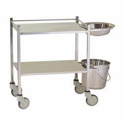 Hospital Stainless Steel  Trolley
