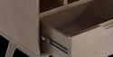 Bookcase - Block One Drawer Bookcase