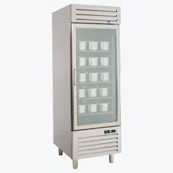 Single door Top Freezer SS550F Stainless Steel Refrigerated Cabinet, -25 ~ -18, Capacity: 550 Litre