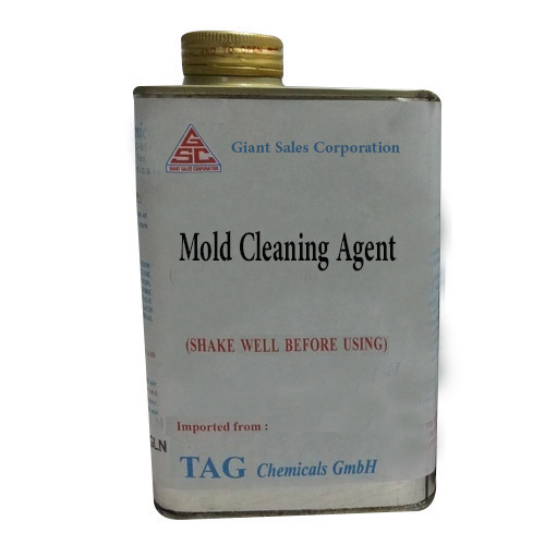 Tag Chemical Mold Cleaning Agent Packaging Type Tin
