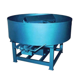 7.5hp KIC Mild Steel Pan Mixer Machine