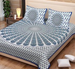 Printed Cotton Bedsheet