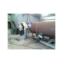 Steam Boiler Fabrication Services